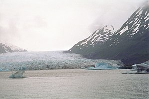 Chugach National Forest - Image: Spencer Glacier
