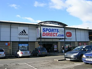 Sports Direct - A branch of Sports Direct in Bradford
