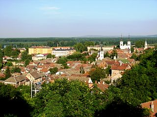 Town and municipality in Vojvodina, Serbia