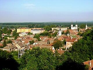 Sremski Karlovci Town and municipality in Vojvodina, Serbia