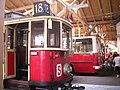 Střešovice, tram 2239 a Ikarus 280.jpg