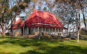 Mount Barker, Western Australia - St Werburghs Church, Mount Barker