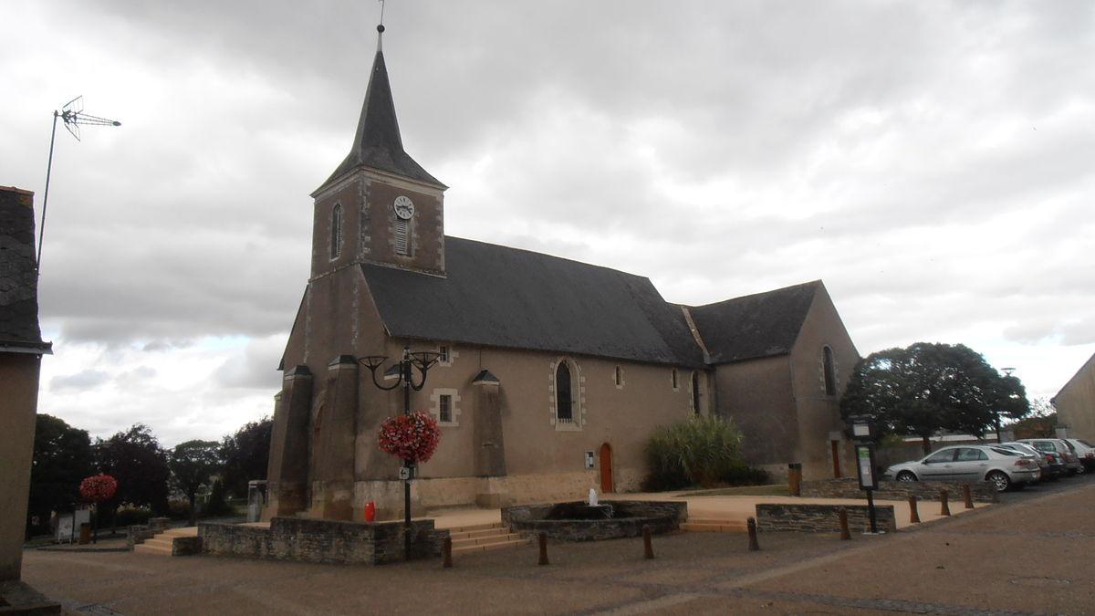 Saint-Lambert-la-Potherie - Wikidata