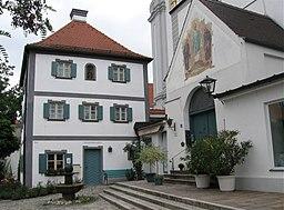 St. Altohof in Altomünster