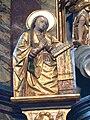 St.Martin im Tennengebirge - Kirche Hochaltar 3 Verkündigung.jpg