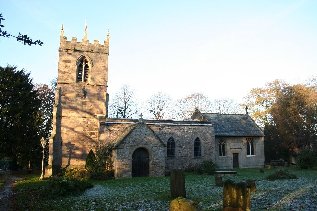 St.Peter and St.Paul's church, Todwick - geograph.org.uk - 84034