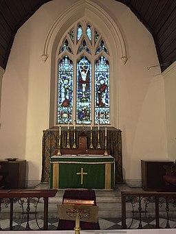 St. John Evangelist Anglican Church Altar