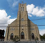 St. Joseph Syriac Catholic Cathedral - Bayonne, New Jersey 02 (cropped).jpg