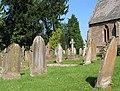 St. Mary's Churchyard, Fownhope - geograph.org.uk - 532825.jpg