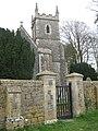St Adeline's church, Little Sodbury - geograph.org.uk - 1217713.jpg