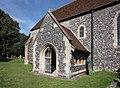St Augustine, Northbourne, Kent - Porch - geograph.org.uk - 966432.jpg