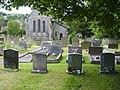 St Barnabas' Churchyard, Bradwell - geograph.org.uk - 499833.jpg
