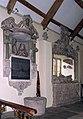 St Bridget, St Bride's Major, Glamorgan, Wales - Wall monument - geograph.org.uk - 544566.jpg