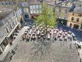 St Emilion, Place, HDR (3500502117).jpg