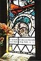 St George`s Hinton St George - Memorial window - geograph.org.uk - 897262.jpg