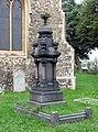 St John the Baptist, Erith, Kent - Churchyard - geograph.org.uk - 326645.jpg
