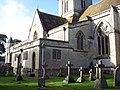 St John the Baptist Church, Tisbury - geograph.org.uk - 314552.jpg