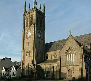 Padiham - St Leonard's Parish Church