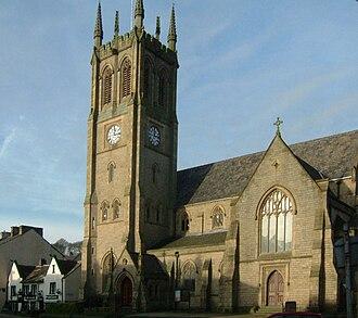 Padiham - St Leonard's Parish Church