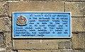 St Mary's Gate, Gloucester notice.jpg