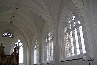 St Monans - Image: St Monans Parish Church Interior 2
