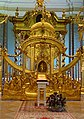 St Petersburg Peter and Paul Cathedral interior 02.jpg