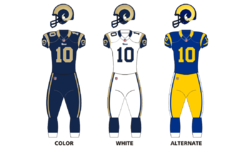 Dresy Los Angeles Rams