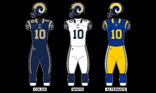 nfl ELITE Los Angeles Rams Cameron Lynch Jerseys