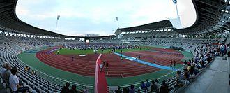 Stade Sébastien Charléty - Image: Stade Charléty Paris France