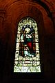 Stained glass window in the Abbey - panoramio.jpg