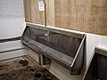 Stainless steel urinal at Epping, Essex, England 01.jpg