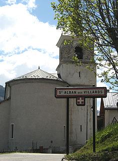 Saint-Alban-des-Villards Commune in Auvergne-Rhône-Alpes, France