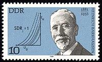 Stamp Heinrich Barkhausen.jpg