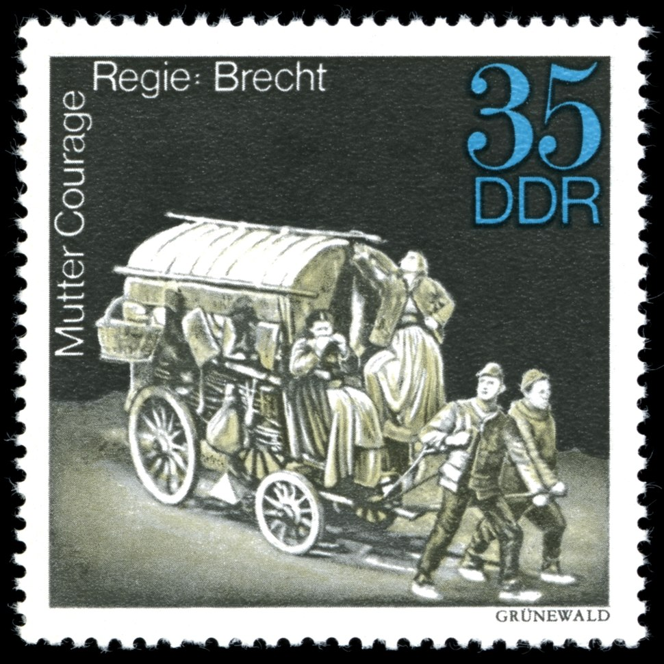 Stamps of Germany (DDR) 1973, MiNr 1852