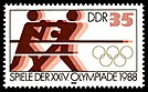 Stamps of Germany (DDR) 1988, MiNr 3187.jpg
