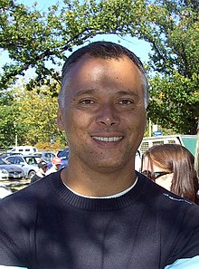 Stan Grant and Tracey Holmes (cropped).JPG
