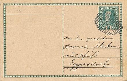Postkarte Wikiwand