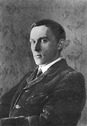 Stanisław Ignacy Witkiewicz - Image: Stanisław Ignacy Witkiewicz