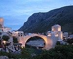 Mostar Köprüsü, Bosna Hersek