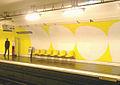 Station assemblée nationale Metro-Paris, Jean charles Blais -11 2006.jpg