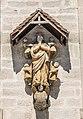 Statue, près de la fontaine, rue du bourg.jpg
