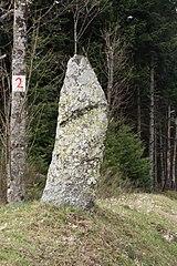 Statue menhir of Lichessol