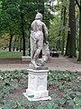 Statue of Herakles in Łazienki Park, Warsaw, Poland 7.jpg