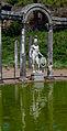 Statue of Mars in the Canopo of Villa Adriana.jpg
