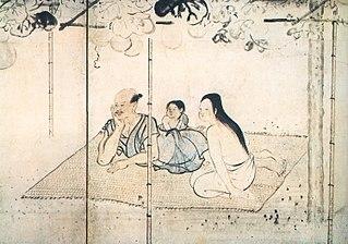 Kusumi Morikage Japanese painter
