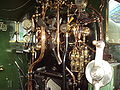 Steam locomotive backhead at NRM York - DSC07779.JPG