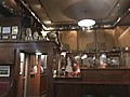Steins and entrance to front bar room of The Student Prince (Springfield, Massachusetts).jpg