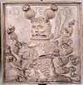 Stemma sforza con cimiero leonino, xvi secolo.JPG