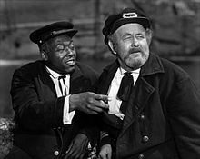 Description de l'image  Stepin Fetchit-Chubby Johnson in Bend of the River.jpg.
