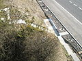 Steps leading to the motorway (for works personnel only) - geograph.org.uk - 753321.jpg